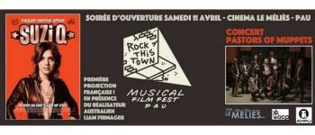 Ouverture du Festival \Rock This Town\ Pau