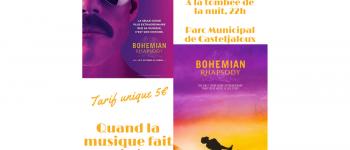 Séance de cinéma plein air : Quand la musique fait son cinéma ! Casteljaloux