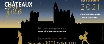 Châteaux en Fête 2021 Bergerac