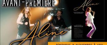Avant-Première du film \Aline\ Saint-Palais