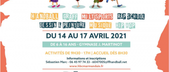 Stage multi-activités, Marm\ Hand Play Marmande
