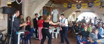 Stage loisir Danse swing Monségur