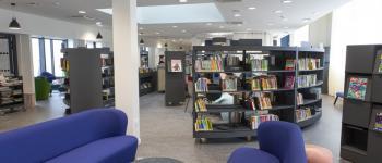 Café lecture - À livre ouvert Bidart