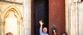 Pause patrimoine: Un portail à la loupe Bayonne