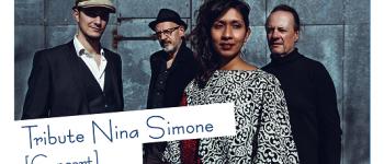 Les Jeudis Soirs de la Gabarre - Voice of Freedom, Tribute Nina Simone Tonneins