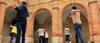 Initiation Yoga au coeur du patrimoine Saint-Sever