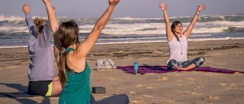 Yoga à la villa Tiki Vieux-Boucau-les-Bains