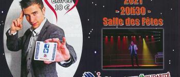 Bastien Dios, Magie Mentenliste Musichall Pressignac-Vicq