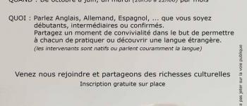 Cafés Polyglottes  - Traditions culinaires Lesparre-Médoc