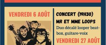 Apéro-concert : Les cousins d\Aldo Eyraud-Crempse-Maurens
