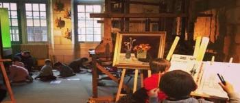 Atelier: artistes en herbe: croquis sur chevalet Bergerac