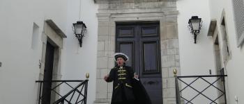 Visite : \Corsaires ! Suivez-nous !\ Saint-Jean-de-Luz