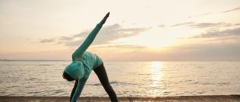 Randonnée et Yoga au Vivier Biscarrosse