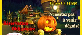 Jeune public - Le train d\Halloween Guîtres