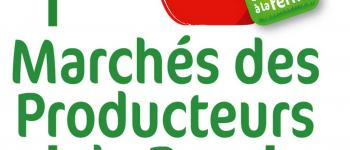 Marché des producteurs de Pays Bressuire