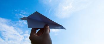 3 eme Championnat du monde de lancer d\avion en papier Gastes
