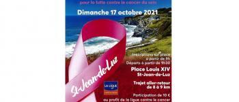 La marche rose Saint-Jean-de-Luz