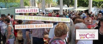 Marché mensuel de Cerizay Cerizay