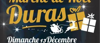 Marché de Noël Duras