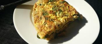 Omelette à l\aillet Bergerac