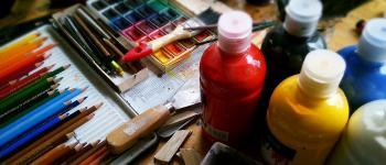 Atelier peinture pour adultes Arès