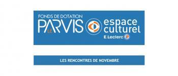 Le Parvis -  Rencontre débat avec Marie Bruneau et Bertrand Genier Pau