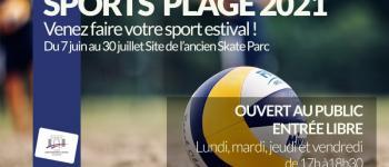 SPORTS PLAGE 2021 Saint-Maixent-lÉcole