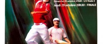 Pelote basque à cesta punta - Circuit Pro / Tour Biarritz