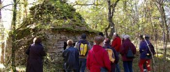 A la découverte des cabanes en pierre sèche Daglan