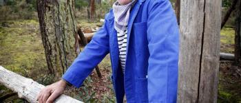 Démonstration de gemmage en milieu naturel Biscarrosse