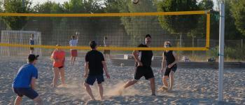 Sport à la plage Capbreton
