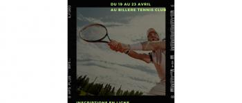 Stage Tennis Kids Billère