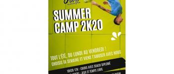 Positive Jump-Trampoline Park: Summer Camp Pau