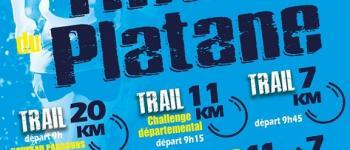 2ème édition du Trail du Platane Aubas