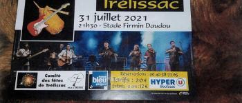 Nadau en concert Trélissac