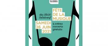Fête de la musique des Coteaux Bordelais - Salleboeuf Sallebœuf
