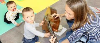 Atelier éveil musical Capbreton