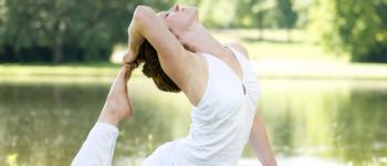 Séance de Yoga Stretching Biscarrosse