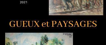 Exposition Zanaroff : Gueux et Paysages Tarnac