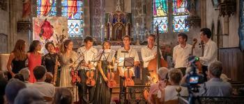 Festival MAS Musici : concert de musique Vallière