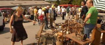 Brocante - Vide Greniers - Marché de Producteurs de l\Amicale Laïque à Aulon Aulon