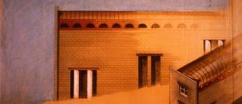 Atelier petits architectes au Centre International d\Art et du Paysage de Vassivière Beaumont-du-Lac