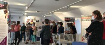 ANNULÉ Visite commentée de l\exposition \Traces de migrants\ Lapleau