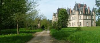 Pique-nique dans le parc du château de Las-Croux Cromac