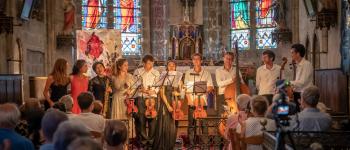 Concert et exposition à l\église de Lupersat Lupersat