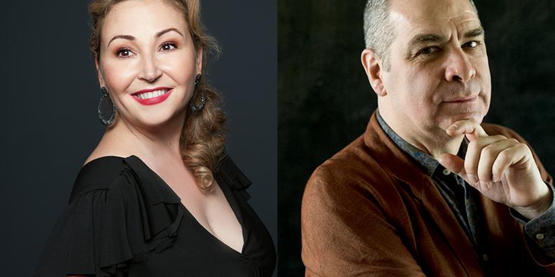 Saison Sinfonia - Karine DESHAYES & Philippe CASSARD
