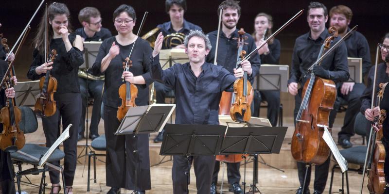 Saison Sinfonia - Les Dissonances