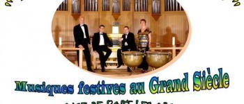 concert Anniversaire : « 2 trompettes, timbales et orgue » Bort-les-orgues