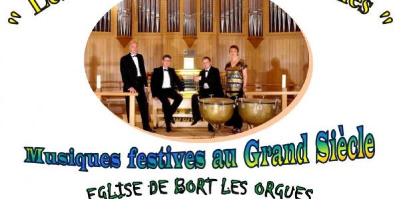 concert Anniversaire : « 2 trompettes, timbales et orgue »
