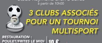 Tournoi multisport  Salles